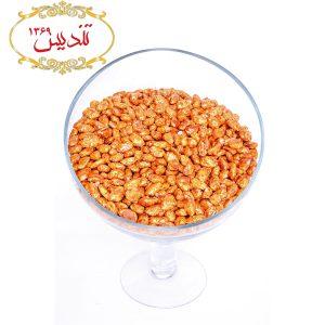 سوهان عسلی بادوم سوخته