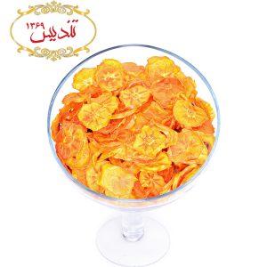 میوه خشک خرمالو اسلایس
