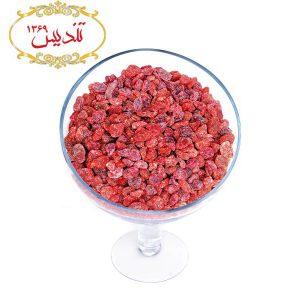 میوه خشک توت فرنگی